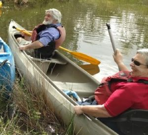 Double Paddle River Cleanup