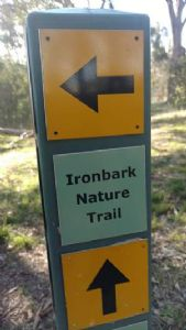 Local trails feature: Stringybark Reserve