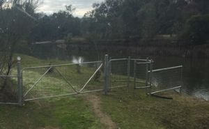 Wodonga Creek Nature Trail taking shape