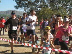 Tangambalanga Lions Club 'Milk Run'