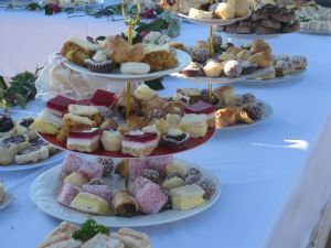 Cancelled: Whistle Stop High Tea
